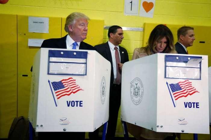 Где и как американцы выбирали Трампа