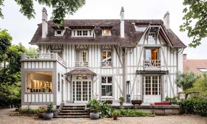 Реконструкция дома XIX века