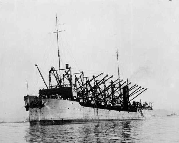 История кораблей, которые пострадали от «Бермудского треугольника»