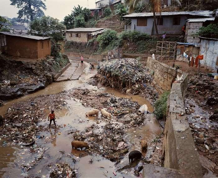 Страны, в которых вода &8211; проблема