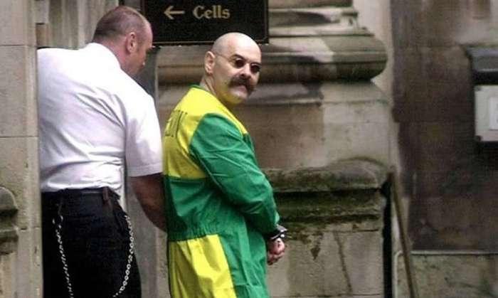 Самый известный преступник Великобритании