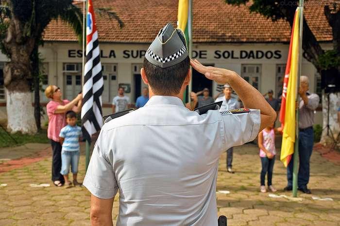 Устройства полицейского штаба в Бразилии
