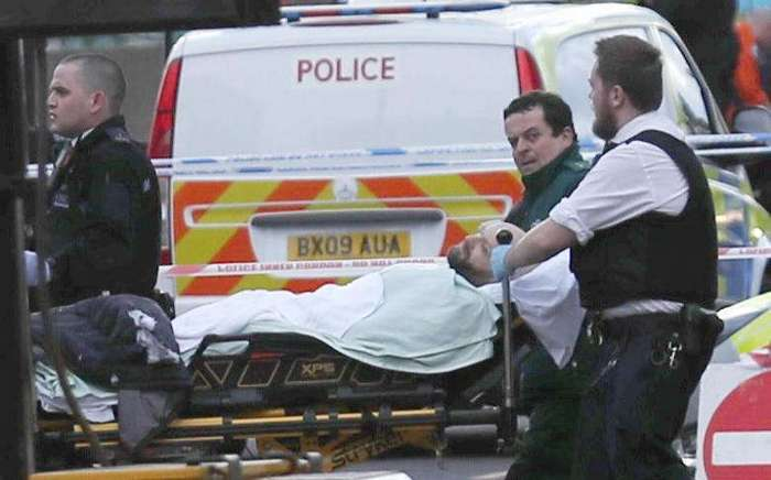 Подробности лондонского теракта