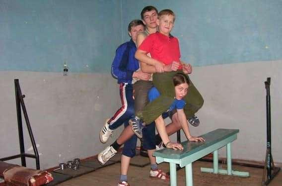 Дети-силачи