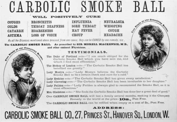 Самые несуразные способы лечения простуды в истории