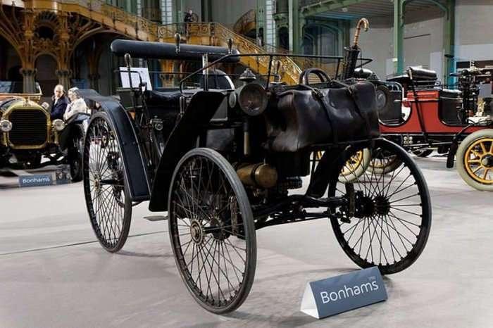Автомобили Peugeot: с чего все началось