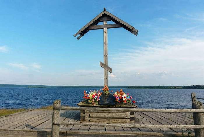 Красота природы русского севера