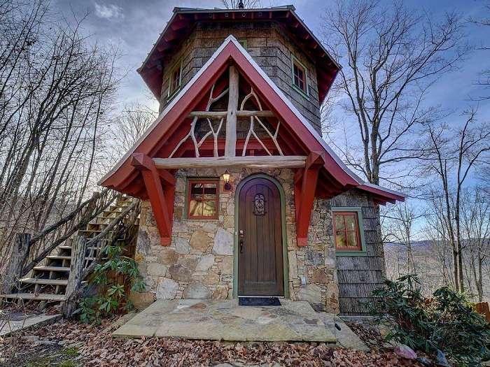 Очаровательный домик площадью всего 78 кв.м. поразил всех своим внутренним убранством