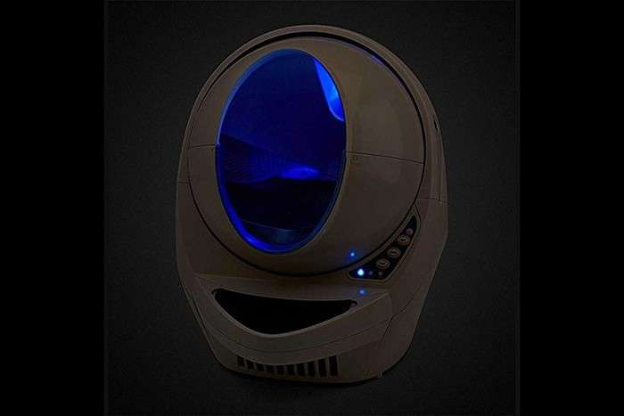 Мечты сбываются: создан -умный- кошачий туалет, который сам убирает за питомцем