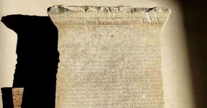 10 древних интригующих надписей, которые изменили взгляд на историю