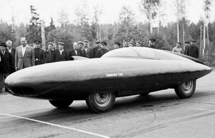 10 уникальных советских автомобильных концептов, которые существовали в единственном экземпляре