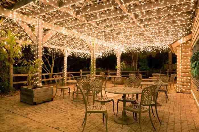 17 идей оригинального освещения загородного участка, которые превратят его в волшебную сказку