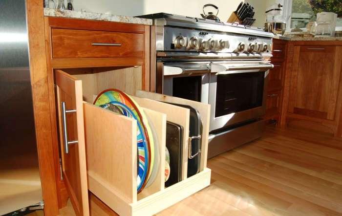 15 практичных идей правильного хранения, которые помогут навести порядок на кухне