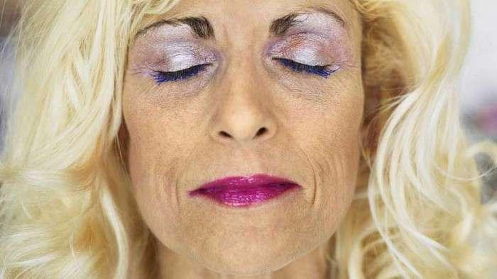 Освежаемся к весне: 10 ошибок в макияже, которые противопоказаны дамам -за 40-