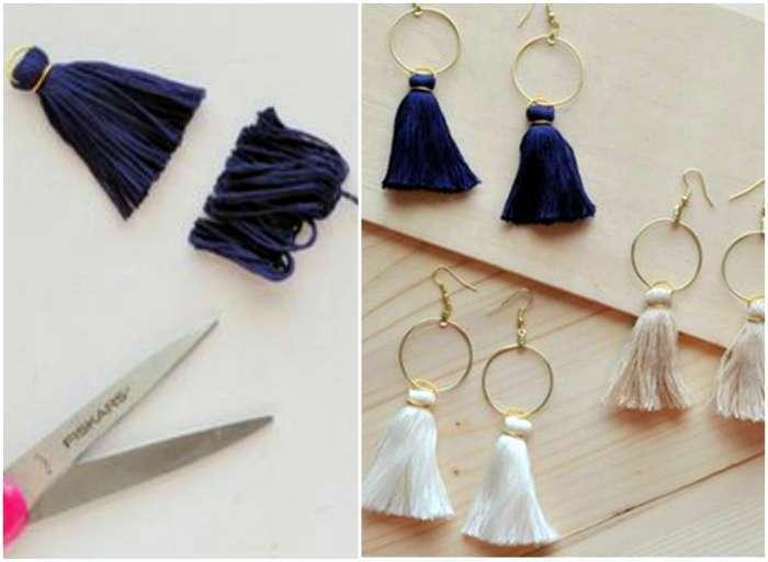 12 стильных украшений, которые можно сделать своими руками