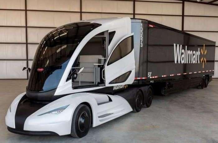11 самых перспективных концептов грузовиков, которые могут появиться на дорогах в ближайшее время