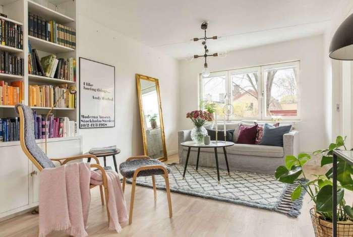 20 свежих идей оформления интерьера, которые превратят любую гостиную в сердце дома