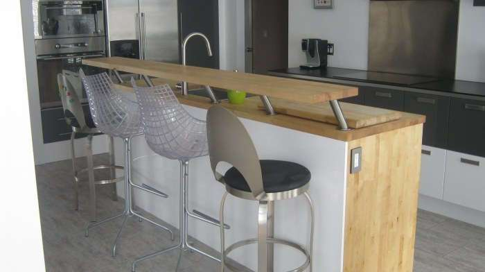 18 ультрасовременных барных стоек, которые радикально преобразят домашний интерьер