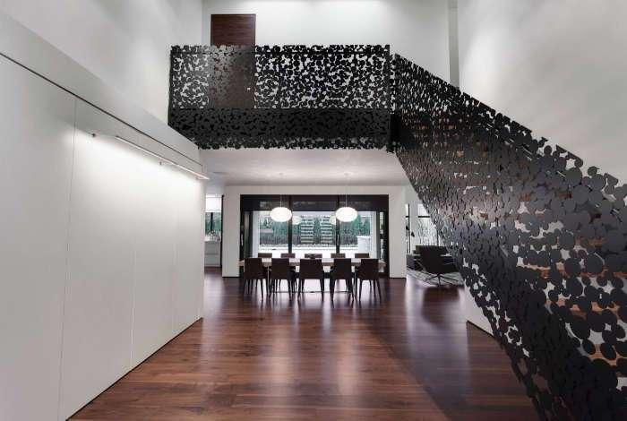 20 великолепных лестниц, которые принесли в интерьер особый шарм и стали основной деталью жилища