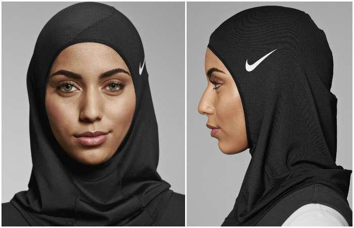 Спорт и вера: Nike представил первый хиджаб для занятий спортом