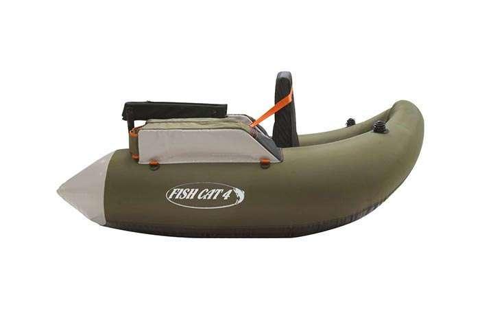 Компактная лодка без дна для самой комфортной рыбалки