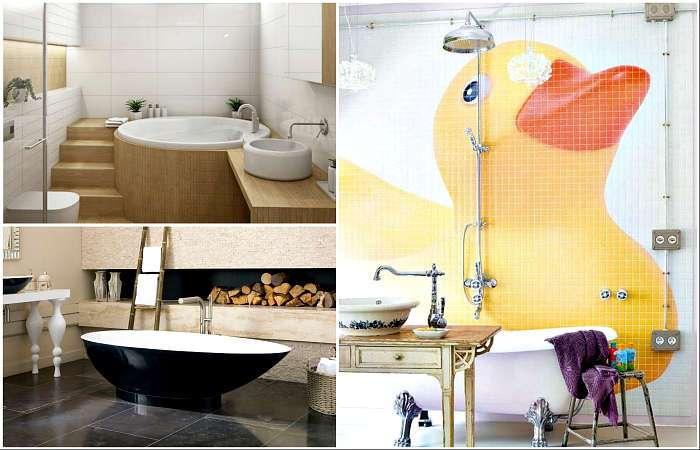 18 оригинальных ванных комнат, дизайн которых придется по вкусу самым привередливым эстетам