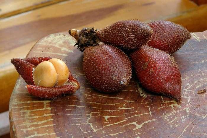Подборка экзотических фруктов,о которых вы, возможно, даже не знали