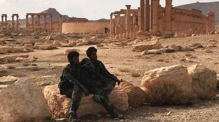 Что осталось от Пальмиры после ИГ