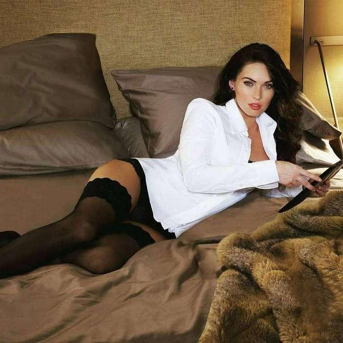 Меган Фокс порадовала поклонников новыми фотографиями