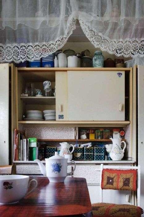 Интерьеры советских квартир, которые все еже живы (31 фото)