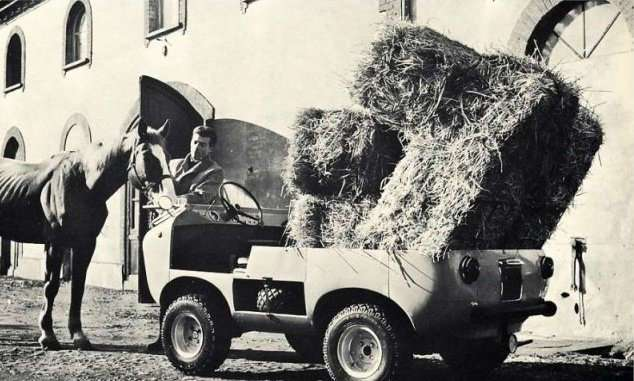 Итальянская -малютка- Ferves Ranger для охоты и рыбалки (9 фото)