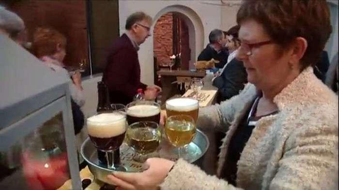 Бельгийская церковь по окончании служения превращается в пивной бар