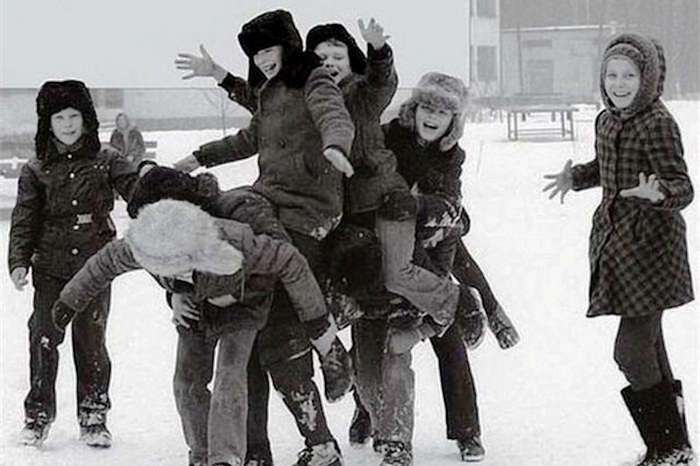 6 Самых -диких- забав советских детей