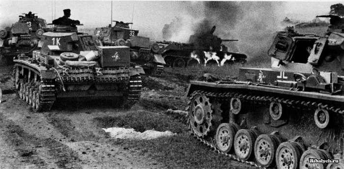 Записки мертвецов: июль 1941 года (10 фото)