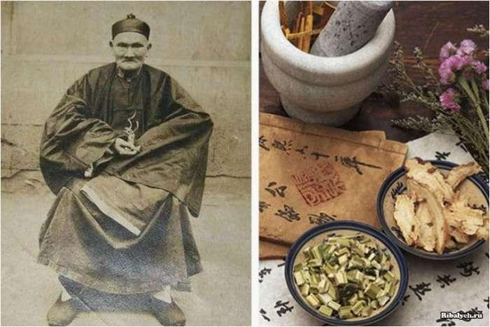 Секреты долголетия от китайца, прожившего 256 лет (8 фото)
