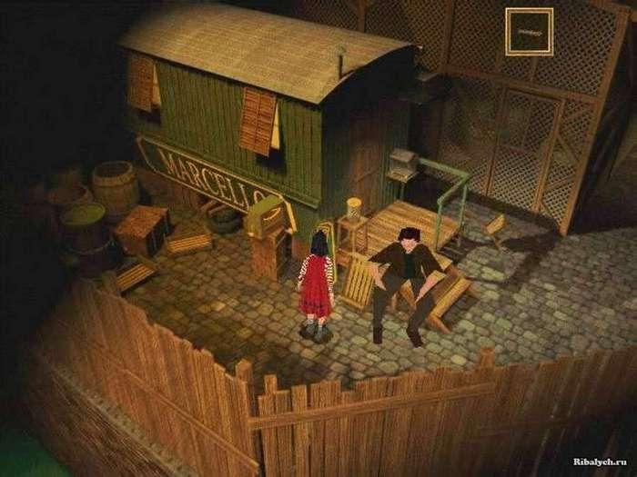 Лучшие компьютерные игры двадцатилетней давности (18 фото)