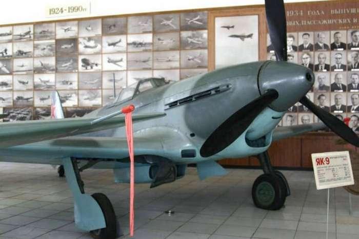 Самолет Як-9: истребитель времен Второй мировой войны (69 фото)