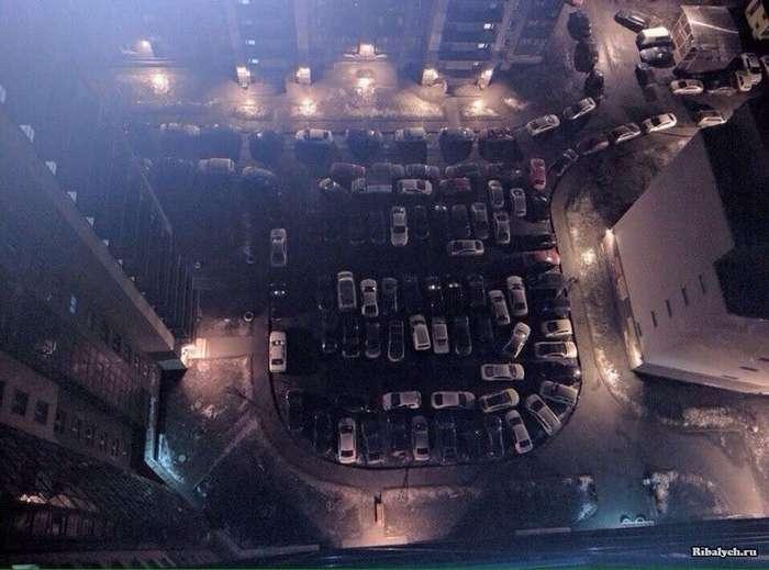 Утренняя подборка автомобильных приколов (16 фото)