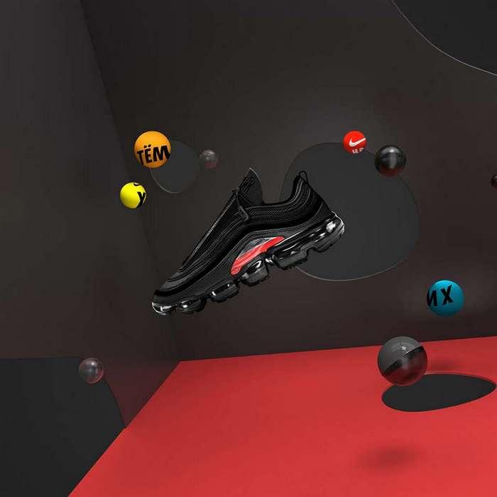 Артемий Лебедев разработал дизайн кроссовок для Nike (3 фото)