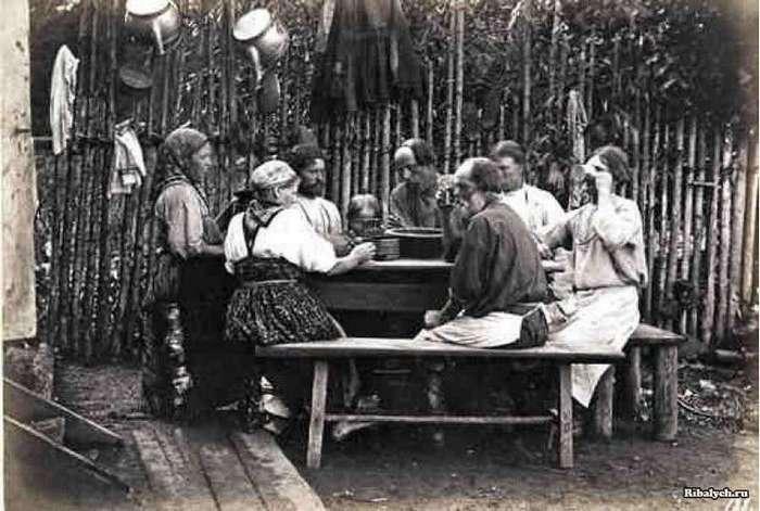 Что ели в русской деревне 100 лет назад (3 фото)