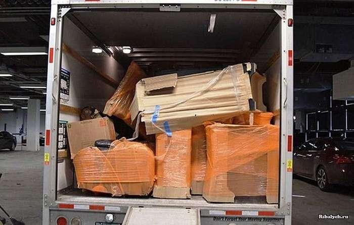 В Нью-Йорке задержали контрабандистов c 4,1 млн долларов и 3 кг героина (11 фото)