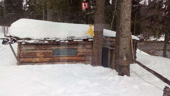 Найденный в лесу Коми иеромонах Варфоломей перед смертью нацарапал записку на дощечке