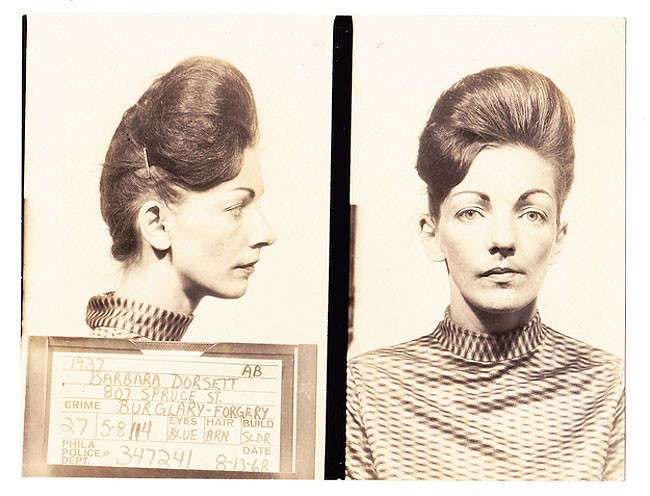 Милые женские лица с магшотов прошлого столетия
