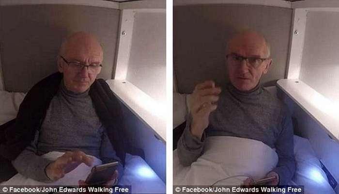 Бывший наркоман похоронил себя заживо в гробу с Wi-Fi и электричеством