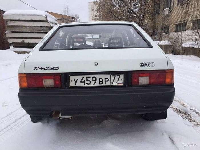 -Москвич- 1992 года в идеальном состоянии