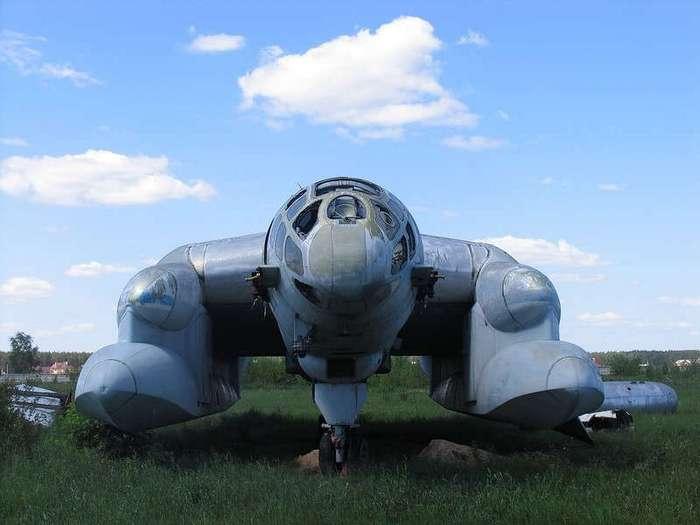Самолёт-амфибия ВВА-14