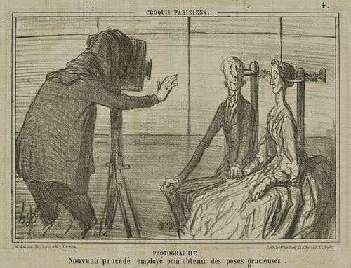 Как в 19-м веке художники троллили фотографов