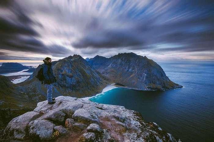 От этих фото 21-летнего латвийца перехватывает дыхание и хочется в Норвегию