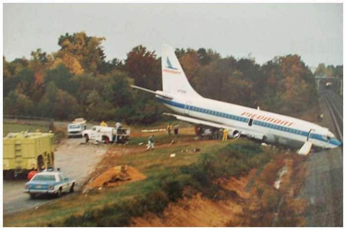 Авиакатастрофы без единой жертвы