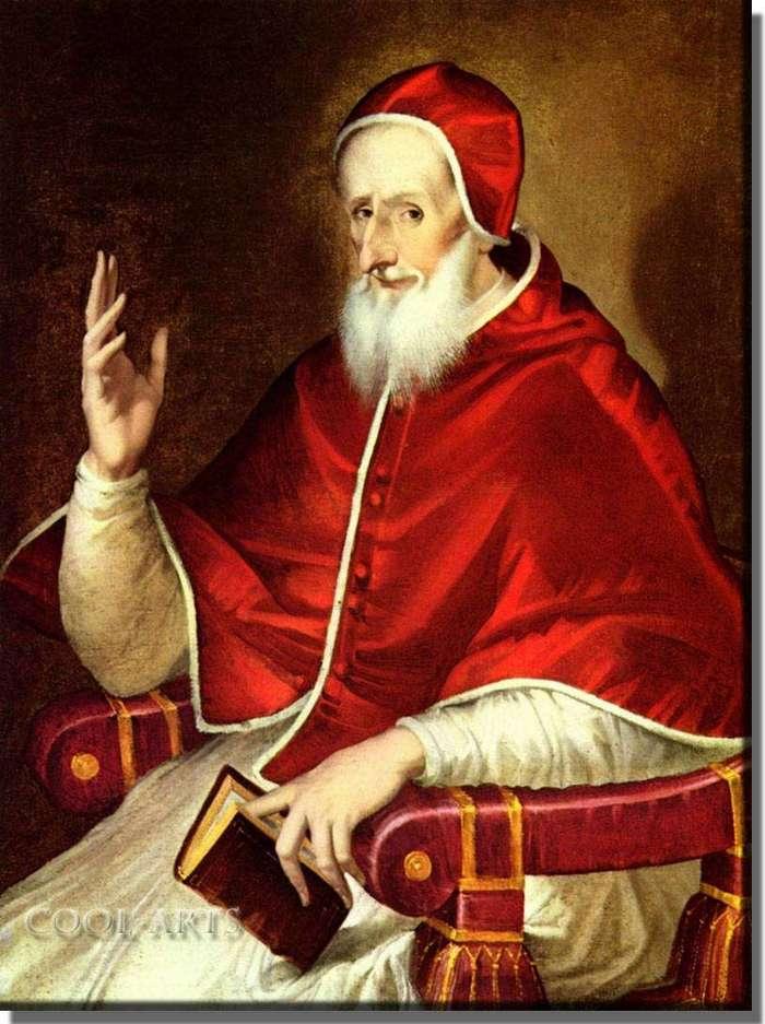Родриго Борджиа - папа Римский, которого назвали -несчастьем для церкви-.